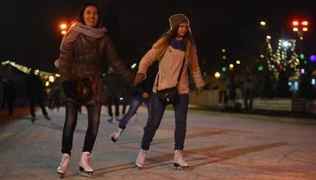 Билеты на каток в столичном парке Горького будут продавать абонентам Tele2 со скидкой
