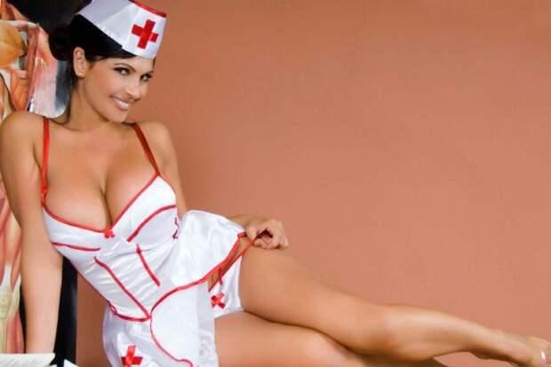 Медсестра твоей мечты.