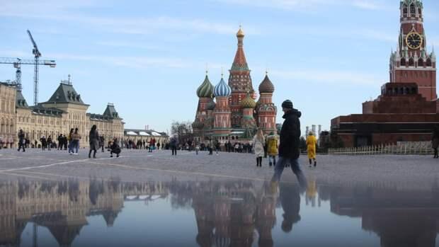 Синоптик Синенков предупредил москвичей о небольшом дожде 24 сентября