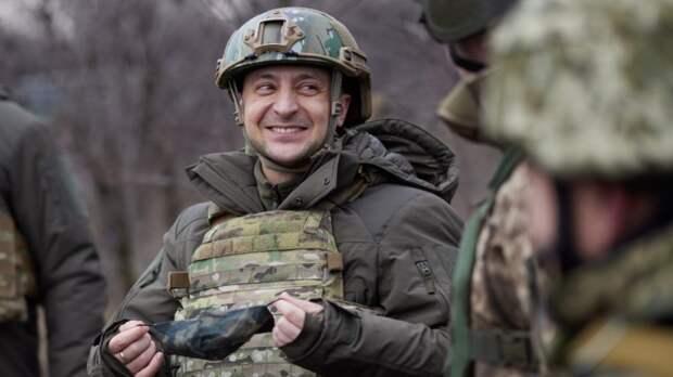 Читатели Le Figaro нелестно отозвались о Зеленском после его интервью