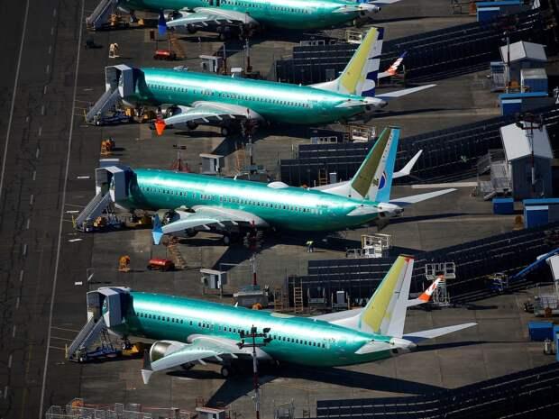 Boeing дополнительно израсходует на 737 Мах около $19 млрд