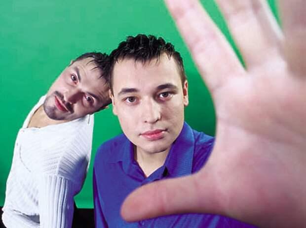 Группа *Руки вверх* | Фото: muslib.ru