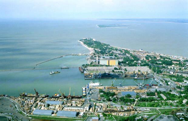 Ейск признан самым популярным курортом на Азовском море