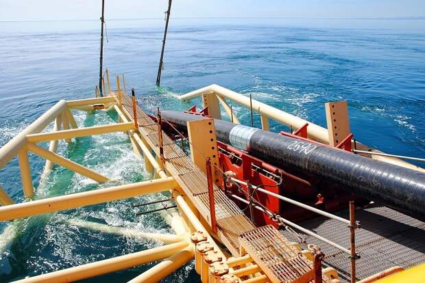 Сатановский: газ по «Турецкому потоку» в Европу пошёл