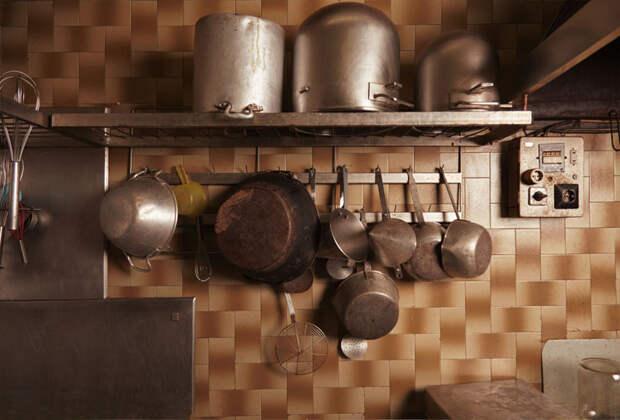 кухонный декор