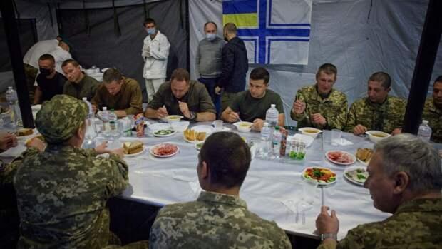 Украинские офицеры раскрыли подробности подготовки к войне с Россией