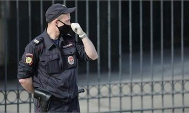 В Томске напали на росгвардейцев