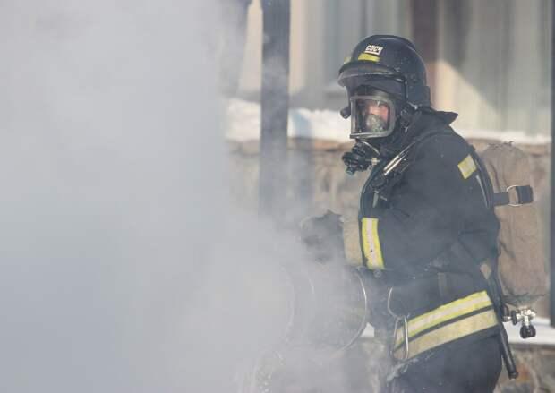 Сельский ФАП загорелся в Удмуртии