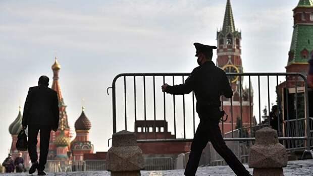 Власти Москвы не планируют вводить пропускной режим