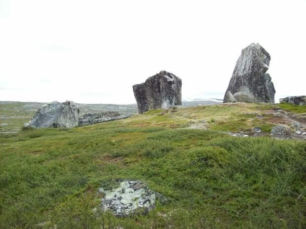 О чем молчат камни русского Севера?