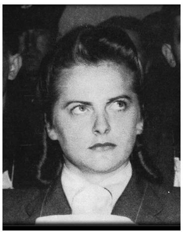 Прекрасные чудовища: самые жестокие женщины XX века