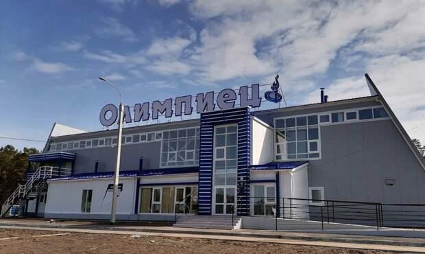 Спортивный комплекс стоимостью 81 млн рублей откроют в поселке Усть-Уда 15 мая