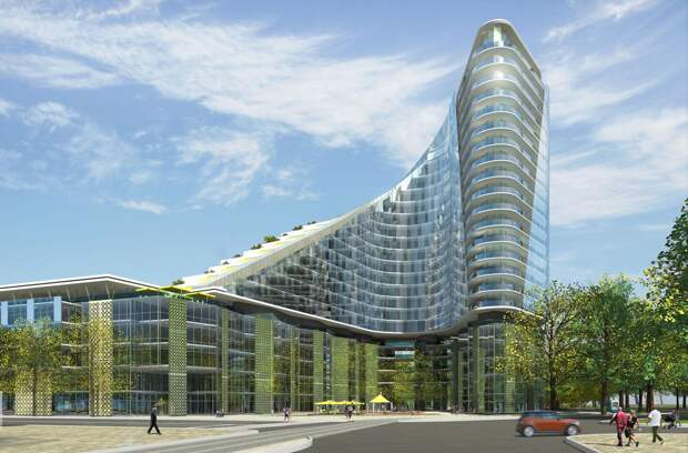 Власти Москвы ищут желающих построить бизнес-центр в СВАО