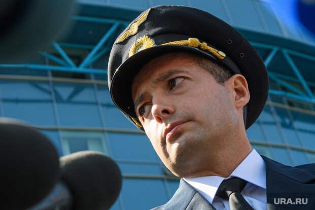 Пилот Юсупов совершил рейс изЧечни ради любимых футболистов