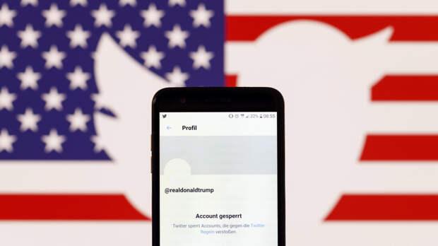 Экс-полицейский из США объяснил, чем угрожает обществу либеральная цензура в соцсетях