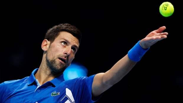 Джокович вышел в полуфинал теннисного турнира в Белграде, где может сыграть с Карацевым