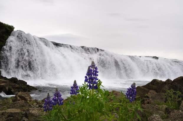 waterfalls08 Красоты водопадов Исландии в фотографиях