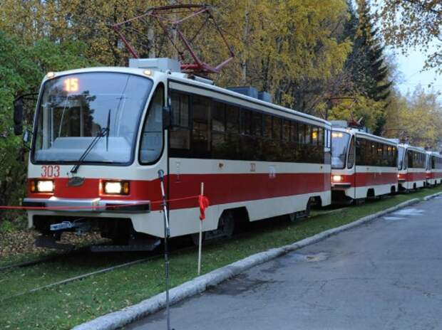 Нижний Тагил застрахует трамваи от угона