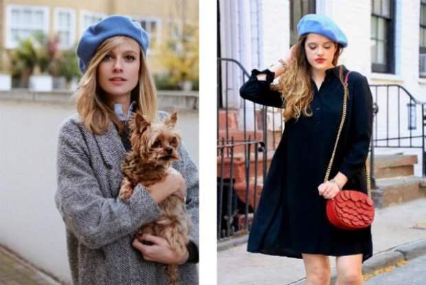 Как правильно носить берет, чтобы выглядеть стильно