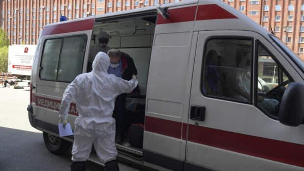 В России за сутки зарегистрировали 6 800 новых случаев заражения коронавирусом