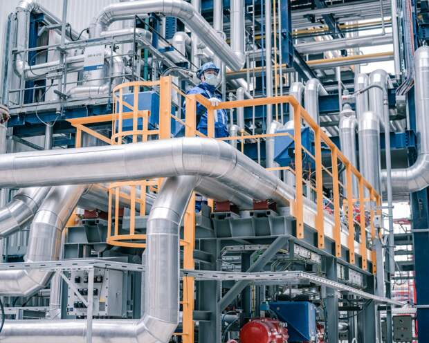 Московский НПЗ стал производить больше топлива за счет новых технологий