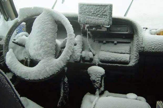 Как заставить салон автомобиля быстрее прогреваться зимой