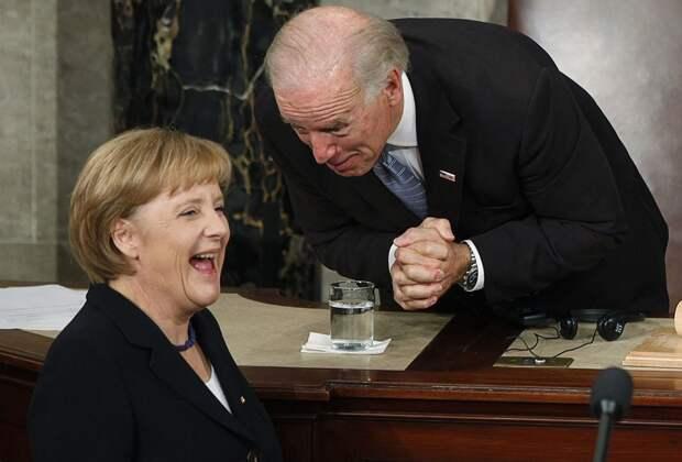 Кто бы сомневался: США променяли Украину на Германию