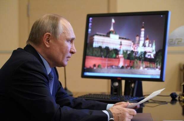 Путин и Гутерреш обсудили пандемию и конфликт Израиля и Палестины