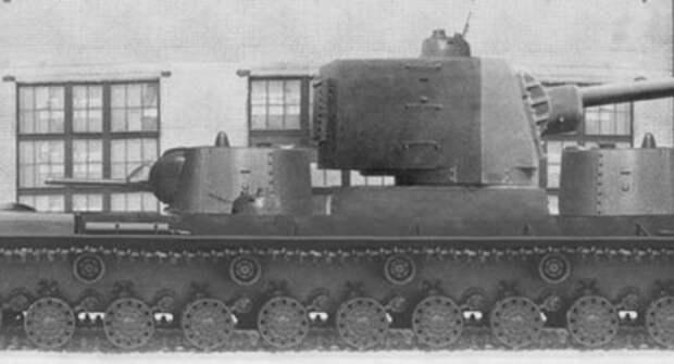 КВ-6: Реальная машина или красивая легенда