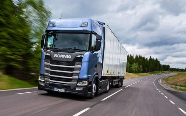 Scania Next Generation: поколение NEXT