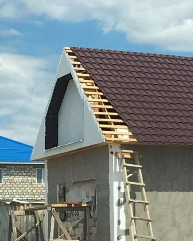 Кошмар наяву: строители никак не угомонятся (18 фото)