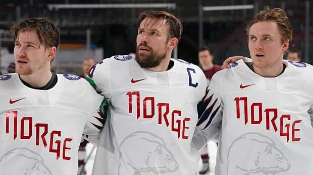 «Это просто кошмар! Мы в шоке!» Громкий скандал на хоккейном ЧМ: после вылета сборную Норвегии запрут на карантине
