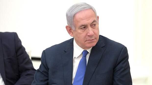 Нетаньяху связался с Байденом для информирования о военной операции в секторе Газа