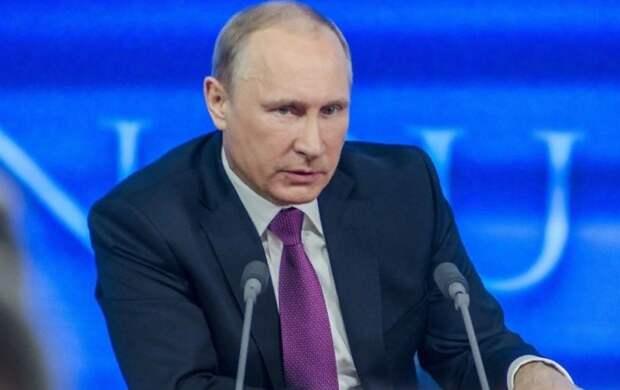 Путин уверен, что противостояние на международной экономической арене будет продолжаться
