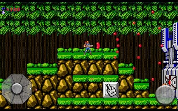 Contra. 90-е годы, Денди 8 бит, любимые игры