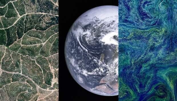Эффект обзора: снимки из космоса как способ ценить нашу планету
