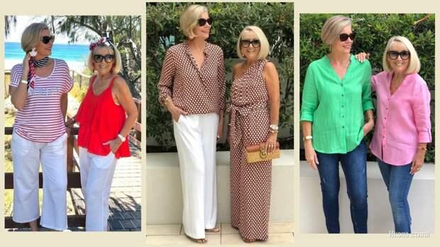 Полюбите себя: большие модницы 60+