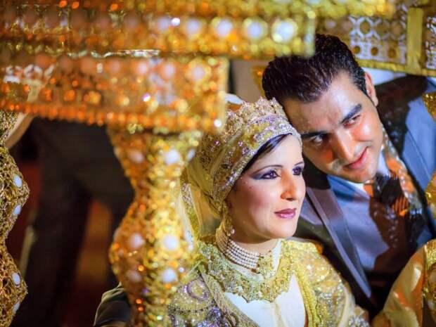 Традиционная марокканская свадьба. Автор: Desislava Panteva.