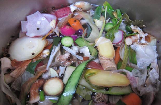 Овощной бульон: тонкости поваров