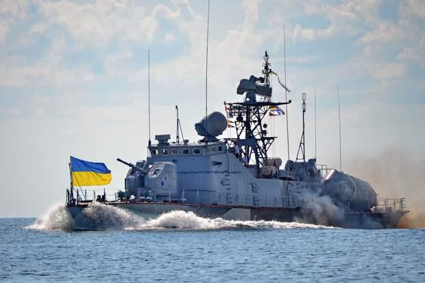 Украина ведет переговоры с Данией о строительстве кораблей для ВМС Украины