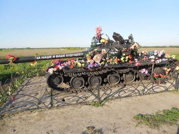Новые памятники Донбасса как точки невозврата