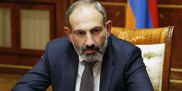 Пашинян оценил обстановку в Армении