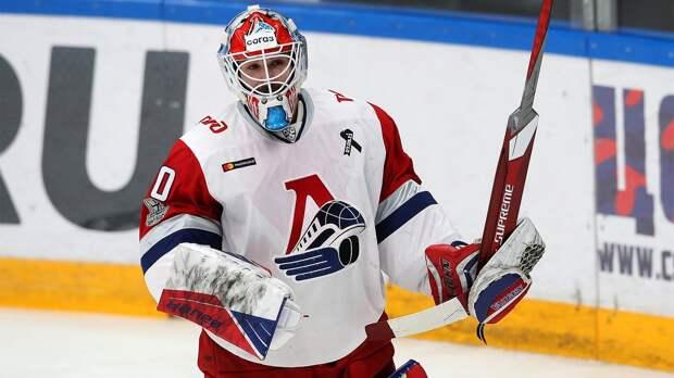 КХЛ признала Паскуале из «Локомотива» лучшим вратарем