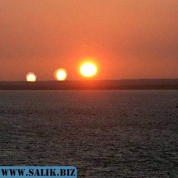Легенда о трех Солнцах