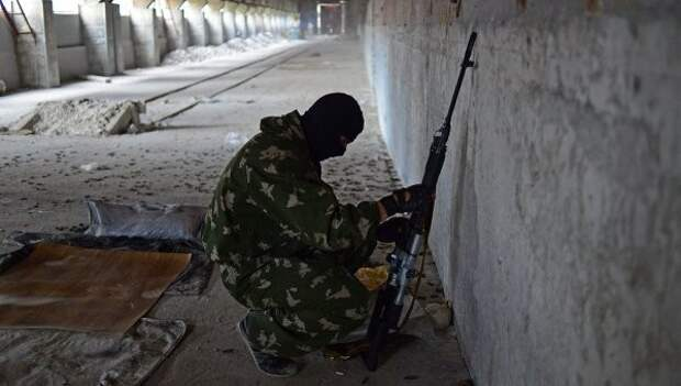 """Каратели создали на Донбассе новый батальон """"Шахтерск"""""""