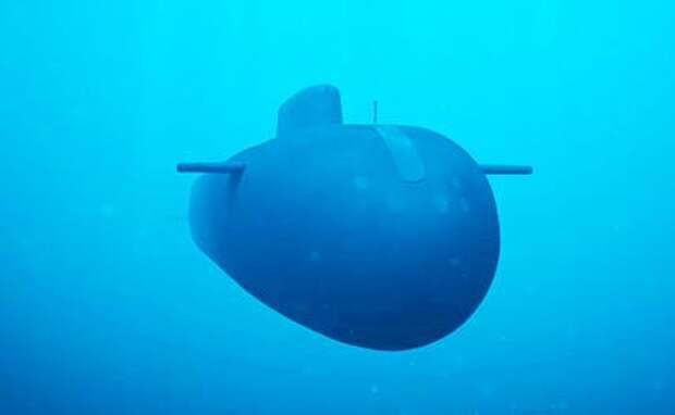 "На фото: океанская многоцелевая система ""Посейдон"""