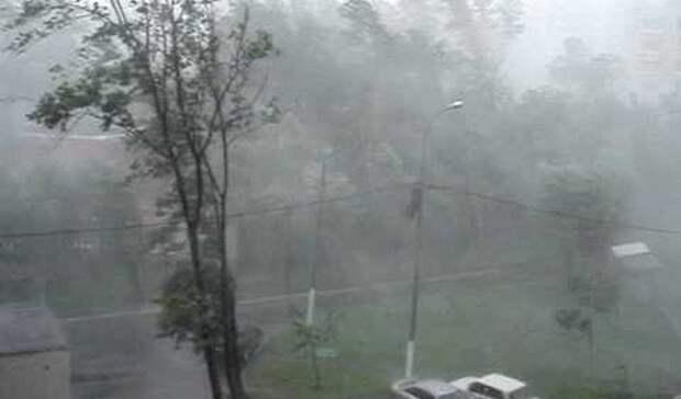 МЧС вОренбургской области области объявило штормовое предупреждение