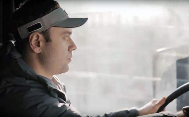 Под козырек: появилось «антисонное» устройство для водителей
