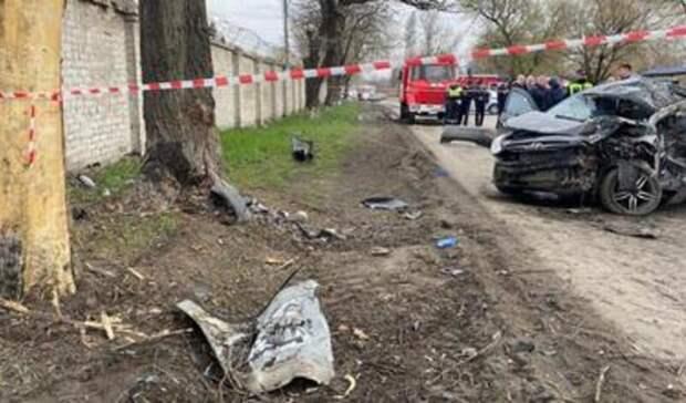 Похороны подростков ичто стало известно острашной аварии вНовочеркасске