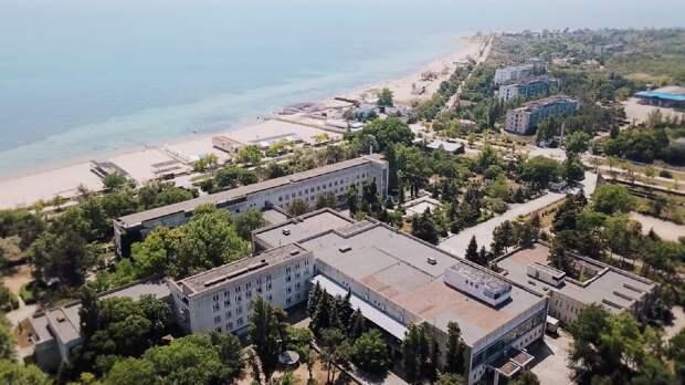 Крым отдаст Белгородской области санаторий у моря
